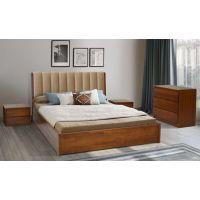 Кровать Калифорния с подъемным механизмом Кантри Микс Мебель