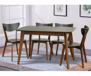 Стол раскладной Модерн венге, орех 120 (+40) * 75 см Микс-Мебель Колибри