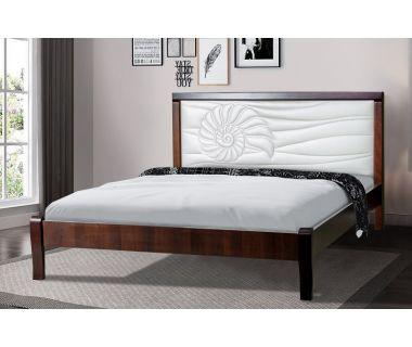 Кровать двуспальная Аква 160х200 см Микс Мебель Элегант