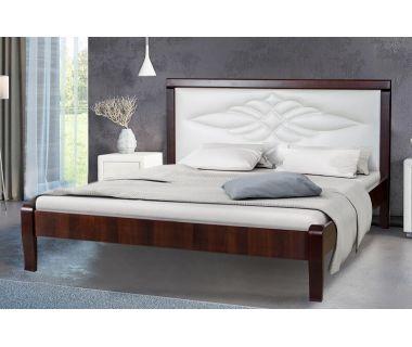 Кровать двуспальная Скиф 160х200 см Микс Мебель Элегант