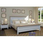 Кровать двуспальная Беатрис (Сосна) 160х200см Микс Мебель Уют