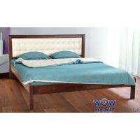 Кровать двуспальная Карина мягкая 180х200см Микс-Мебель Элегант