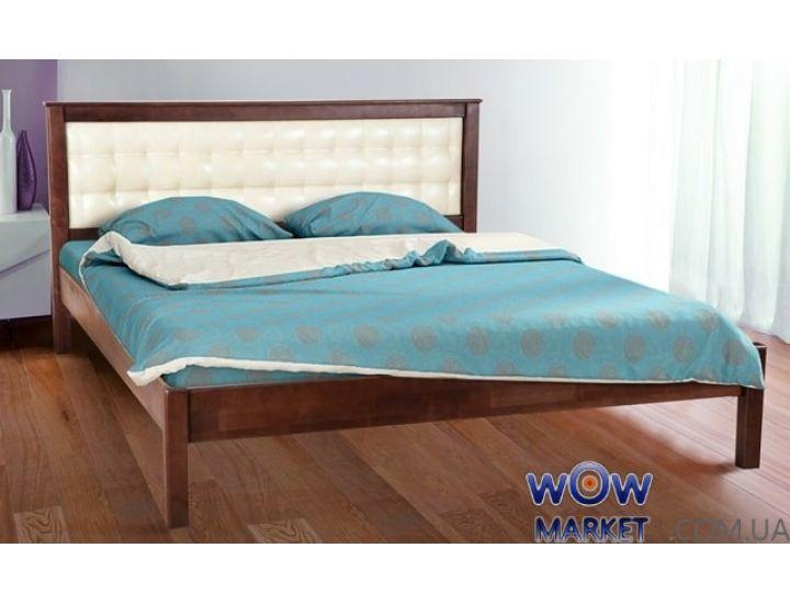 Кровать двуспальная Карина мягкая 160х200см Микс-Мебель Элегант
