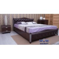 Кровать Прованс патина, ромб 160х200см Микс Мебель