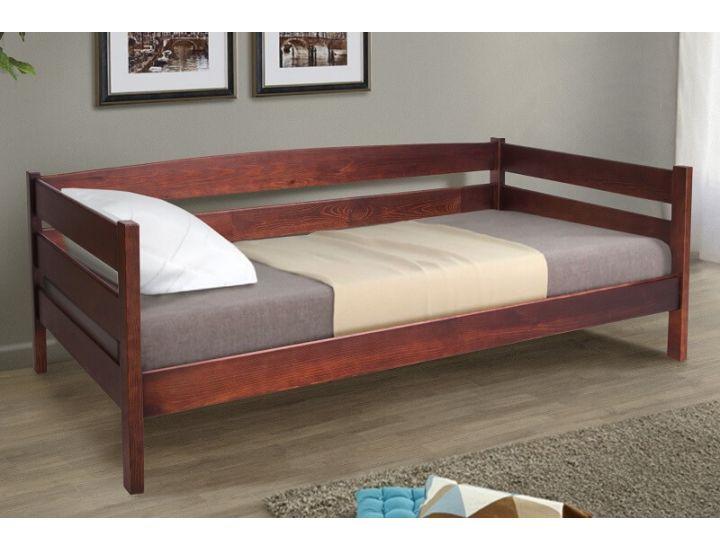Кровать Лева 90х200см Микс-Мебель Уют