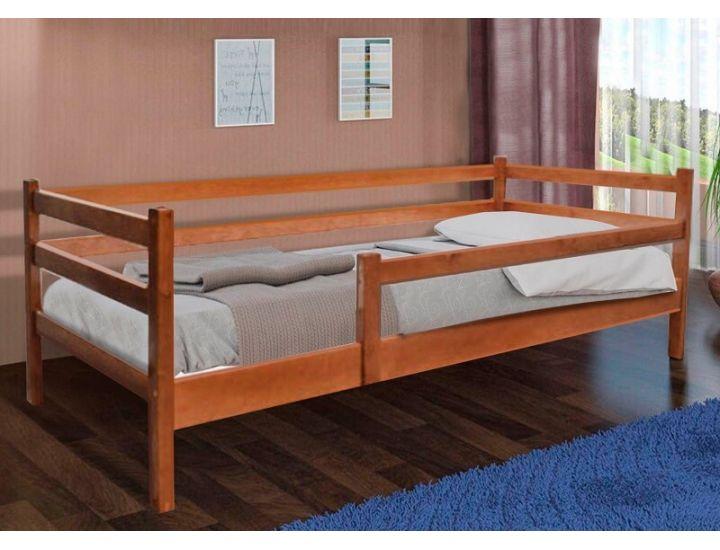 Кровать Соня с одним забором Микс-Мебель Уют