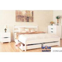 Кровать двуспальная Ликерия 180х200см без изножья Микс-Мебель Мария