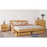 Кровать двуспальная Ликерия 160х200см без изножья Микс-Мебель Мария