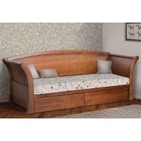Кровать Адриатика с ящиками 80 (90) * 190 см Прайм