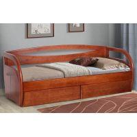 Кровать Бавария с ящиками 80*190 см Прайм