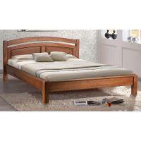 Кровать двуспальная Фантазия, орех 160 (180) * 200 см Прайд