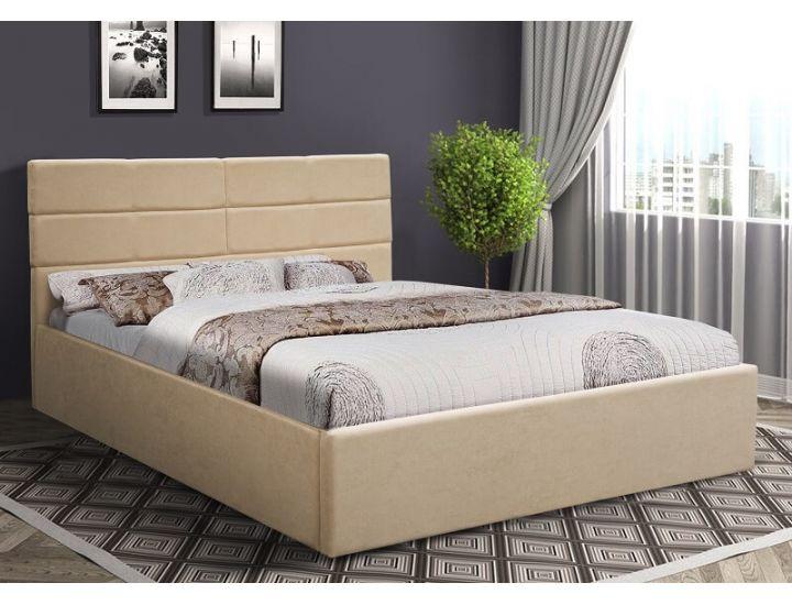 Кровать мягкая Дюна с подъемным механизмом Микс Мебель