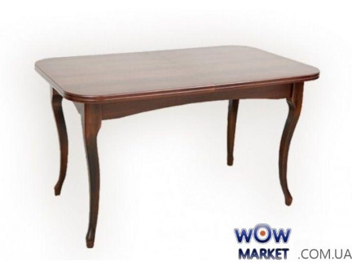 Стол раскладной Мартин 1300(+400)*780мм, орех темный Микс Мебель Ультра