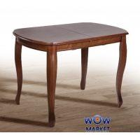 Стол раскладной Турин 1100(+300)*700мм орех Микс Мебель Палермо