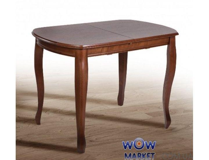 Стол раскладной Турин 1200(+400)*800мм орех Микс Мебель Палермо