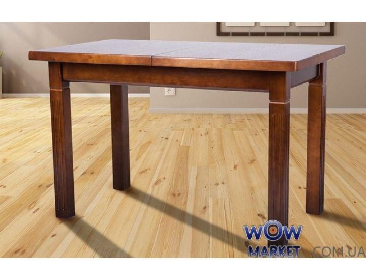 Стол раскладной Атлант 1200(+400)*700мм (орех) Микс-Мебель Авангард