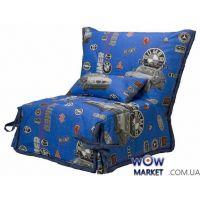 Кресло-кровать СМС ППУ 0,8м Novelty (Новелти)