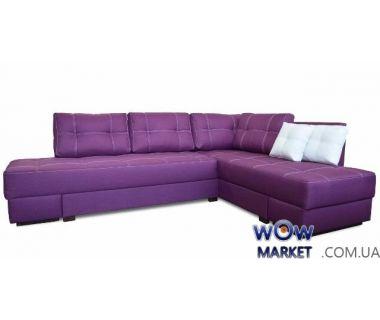 Угловой диван-кровать Фортуна правый Novelty (Новелти)