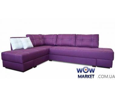 Угловой диван-кровать Фортуна левый Novelty (Новелти)