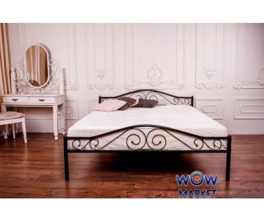 Кровать Элис Люкс (с изножьем) Новуд