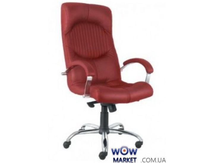 Кресло руководителя Germes steel MPD CHR68 (Гермес) Новый Стиль