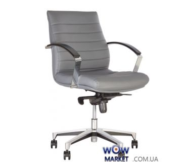 Кресло руководителя Iris steel LB MPD AL35 (Ирис) Новый Стиль