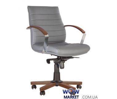 Кресло руководителя Iris wood LB MPD EX4 (Ирис) Новый Стиль