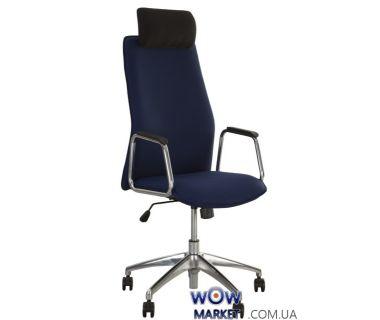 Кресло руководителя Solo HR steel SL AL33 (Соло) Новый Стиль