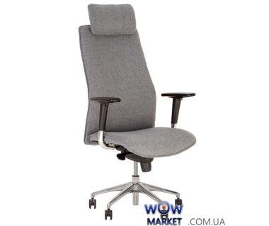 Кресло руководителя Solo R HR steel ES AL33 (Соло) Новый Стиль