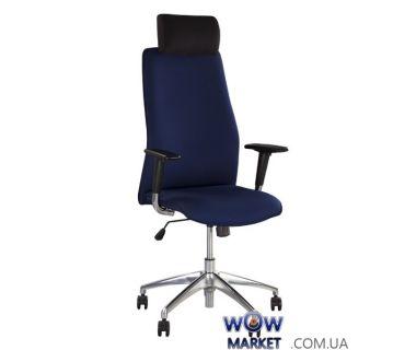 Кресло руководителя Solo R HR steel SL AL33 (Соло) Новый Стиль