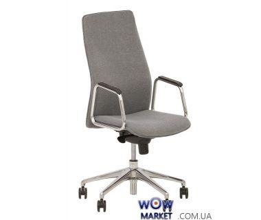 Кресло руководителя Solo steel ES AL33 (Соло) Новый Стиль