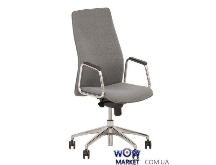 Кресло руководителя Solo (Соло) steel ES AL33 Новый Стиль