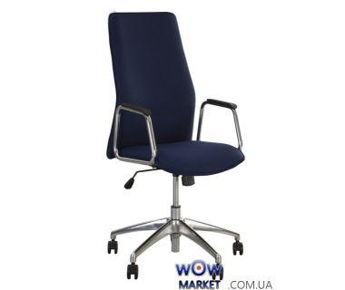 Кресло руководителя Solo steel SL AL33 (Соло) Новый Стиль