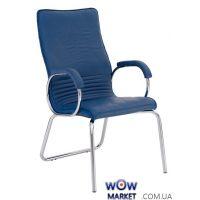 Кресло руководителя Allegro steel CFA LB chrome (Алегро) Новый Стиль