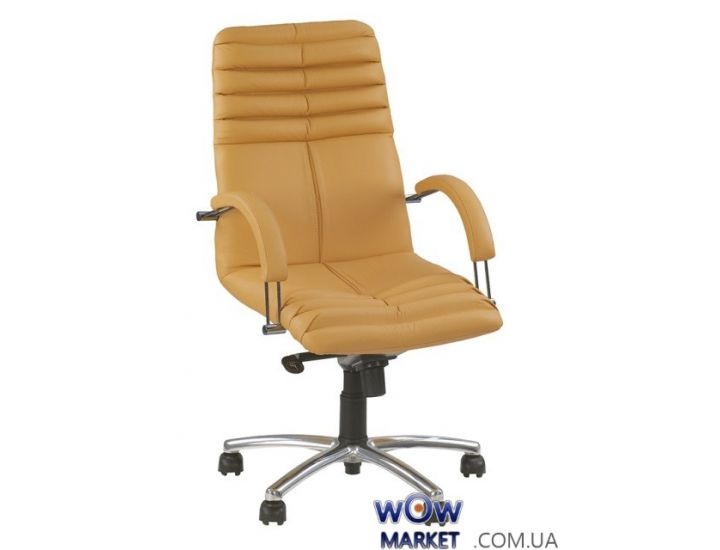 Кресло руководителя Galaxy steel LB (Гэлэкси) MPD AL68 Новый Стиль
