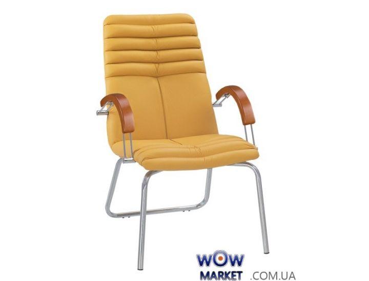 Кресло офисное Galaxy wood CFA LB (Гэлэкси Вуд) Новый Стиль