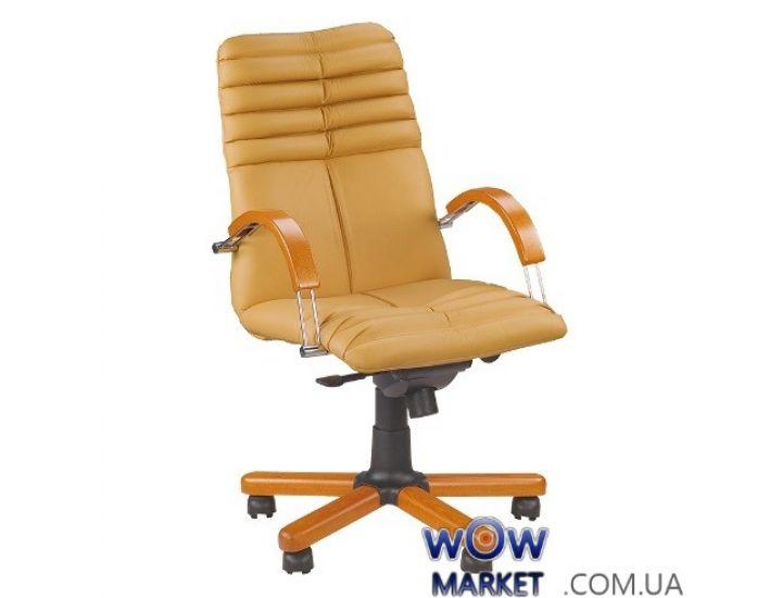 Кресло руководителя Galaxy wood LB (Гэлэкси Вуд) MPD EX1 Новый Стиль