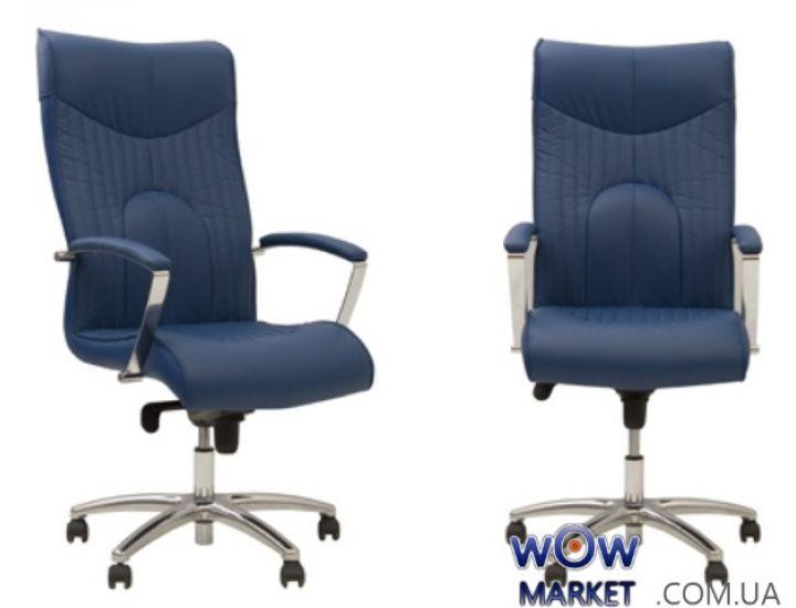 Кресло руководителя Felicia Steel MPD CHR68 (Фелиция) Новый Стиль