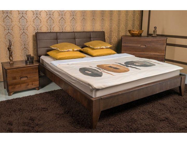 Кровать деревянная Олимп Дели