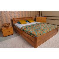 Кровать односпальная Олимп мягкая Марго с ящиками