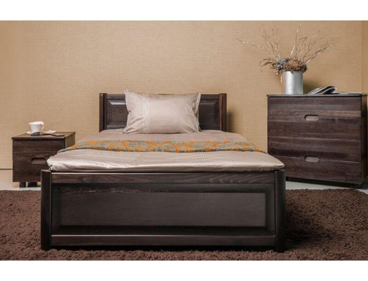 Кровать односпальная Олимп Марго филенка