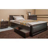 Кровать Олимп Марго филенка с ящиками