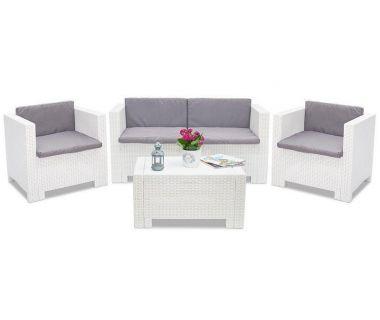 Набор мебели Colorado 2 Bianco