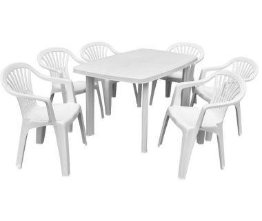 Набор мебели Faro белый