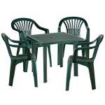 Набор мебели Fiocco зелёный