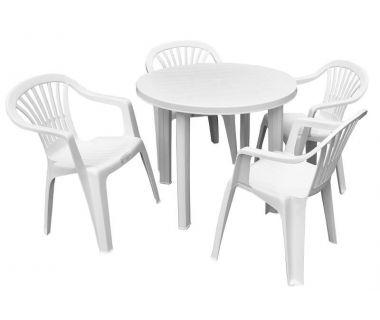 Набор мебели Tondo Altea белый