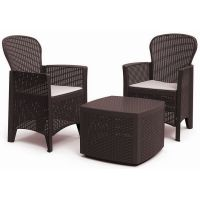 Набор мебели Tree Set коричневый