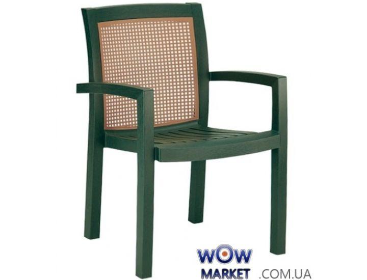 Кресло Вира 4493 зеленое 05 PAPATYA (Турция)