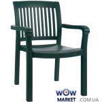Кресло Мистрал 4505 зеленое 05 PAPATYA (Турция)
