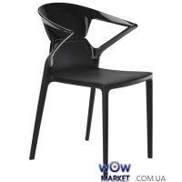 Кресло Ego-K 2362 черное сидение 09 верх черный 09 Papatya (Турция)